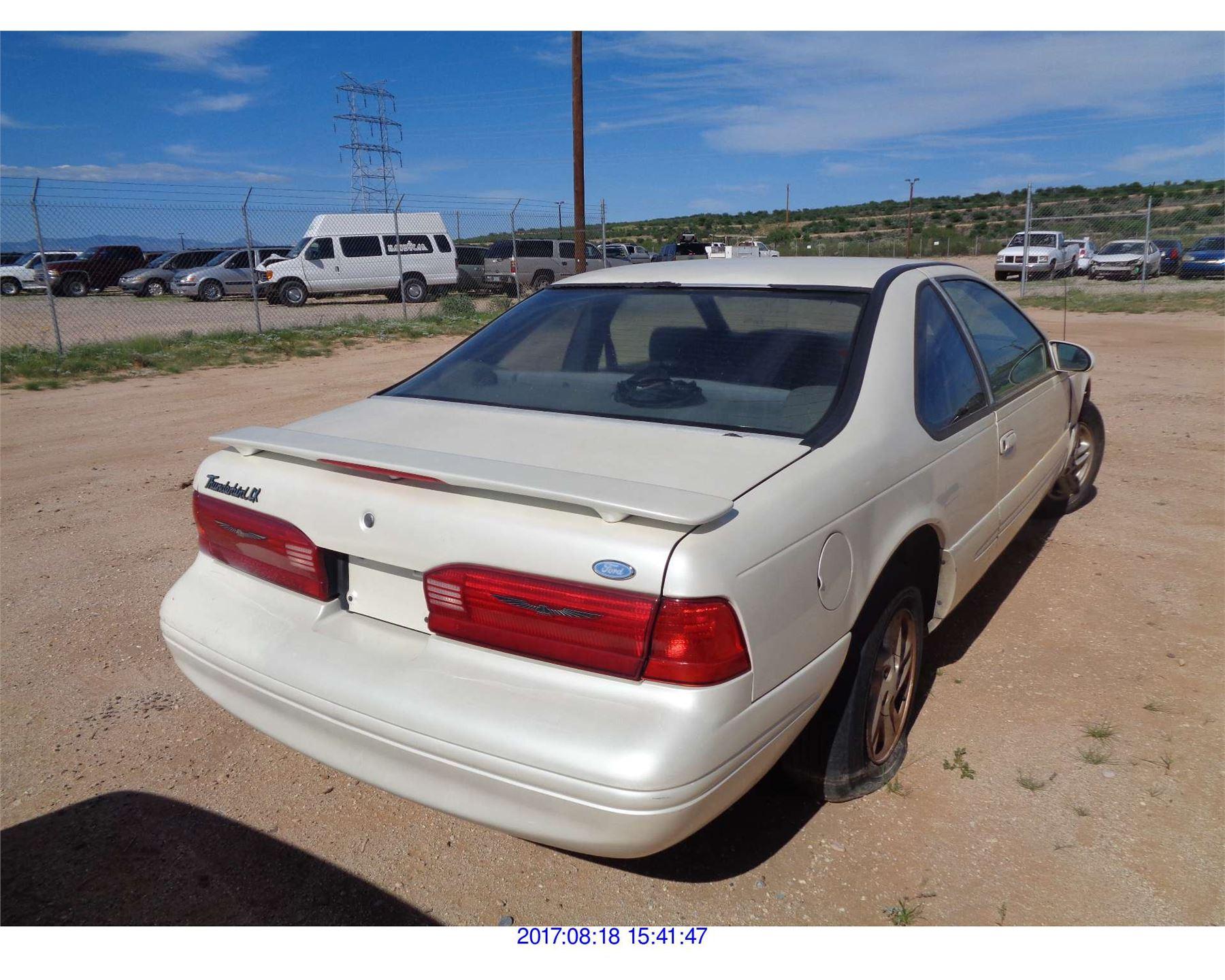 Image 4 1997 ford thunderbird