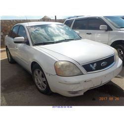 2006 - FORD FIVE HUNDRED
