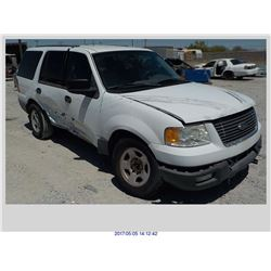 2004 - FORD EXPEDITION with TX Title