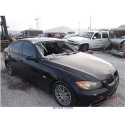 2008 - BMW 328I