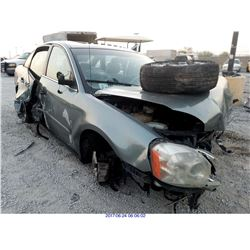 2006 - FORD FIVE HUNDRED// SALVAGE