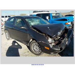 2006 - FORD FOCUS // SALVAGE