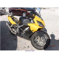 2006 - HONDA CBR600F4