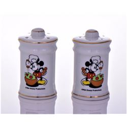 1980's Walt Disney Productions Chef Mickey Mouse P
