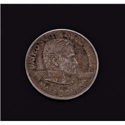 1922 Grant Commemorative Silver Half Dollar Estima