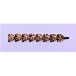 Vintage Gold Tone/Plated Bracelet. Estimated more