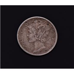 1919-S Mercury Dime in XF/AU condition Estimated m