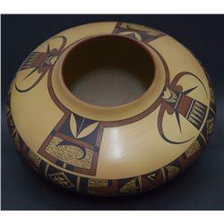 HOPI POTTERY JAR (LUCAS)