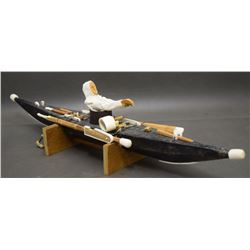 ESKIMO MINIATURE KAYAK