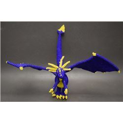 ZUNI BEADED DRAGON