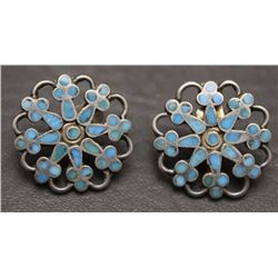 ZUNI EARRINGS (DISHTA)