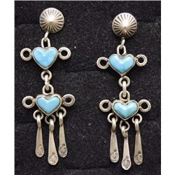 NAVAJO EARRINGS (LISTER)