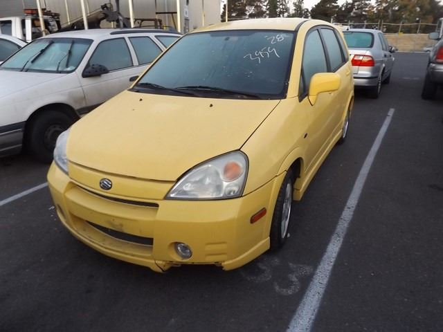 2003 Suzuki Aerio Speeds Auto Auctions