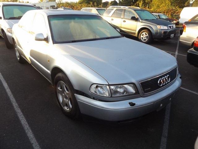 1998 Audi A8 Speeds Auto Auctions