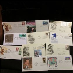 (20) Various First Day Covers dating 1970-2008.