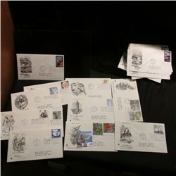 (20) Various First Day Covers dating 1975-2010.