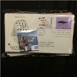 (25) Various First Day Covers dating 1967-2008.