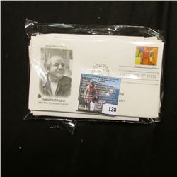 (25) Various First Day Covers dating 1978-2010.