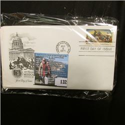 (25) Various First Day Covers dating 1971-2006.