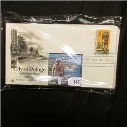 (25) Various First Day Covers dating 1972-2006.