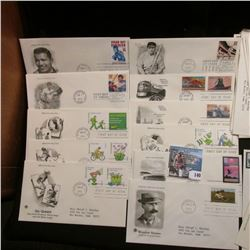 (25) Various First Day Covers.