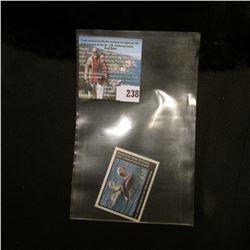 2009 RW76 U.S. Department of the Interior Migratory Bird Hunting $15.00 Stamp, original gum, unused,