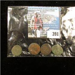 (5) Old Walking Liberty Half Dollars grading up to VF.