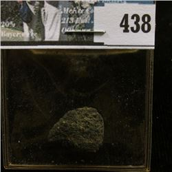 1715 Fleet Treasure Ship Coin Number 13931 Encrusted Coin with certificate. Wreck NCB.