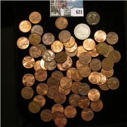 Collection of various coins, which appear to have been in a Littleton Coin Company Collection, some
