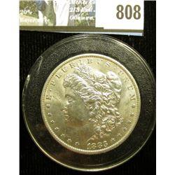 1883 O Morgan Silver Dollar, Brilliant Unc.