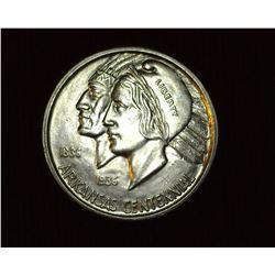 1936 S Arkansas U.S. Commemorative Half Dollar, MS 63. Mintage 9.662