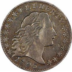 1795 H10C. PCGS Genuine.