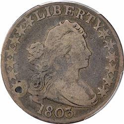 1803 50. PCGS Genuine.