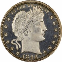 189 25C.2 Type II Reverse. Proof-65 Cameo NGC.