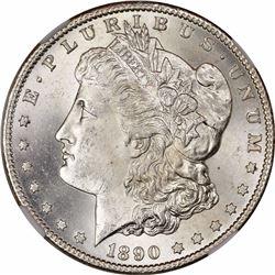 1890-CC S$1. MS-64 NGC.