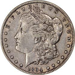 1894 S$1. EF-40 NGC.
