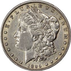 1895-O $1. EF-45 PCGS.