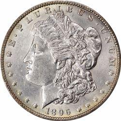 1896-O S$1. MS-61 NGC.
