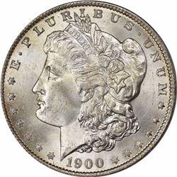 1900-O S$1. MS-65 PCGS. OGH.