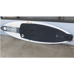 Surfboard: Paddle Surf Hawaii, SUP Board, Blane Chambers Design, Quad Fins, Hull Rippers Approx 30.5