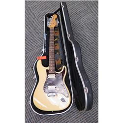 Guitar - Fender Stratocaster w/Case, Serial ZO142416, Corona, CA