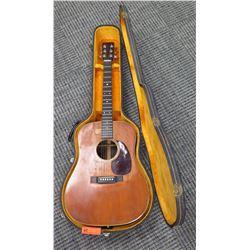 Vintage Martin & Co. D28 Guitar w/Case, Serial Number 204921