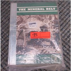 Book: The Mineral Belt, 3 Volumes by Digerness (Purchased for $250)