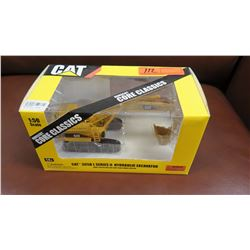 Collectible Diecast Model CAT Hydraulic Excavator, Norscot Core Classics (Purchased for $78)