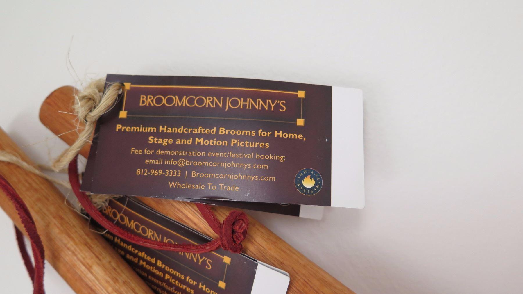 Misc  Artisan Brooms, Brushes (Broomcorn Johnny's, etc )
