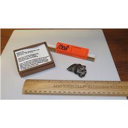 Meteorite Segment - Fell to Earth Feb. 12, 1947, Russia, USSR