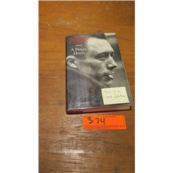 "Book: Albert Camus' ""A Happy Death"", First Edition, Published Posthumously"