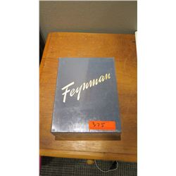 "Books: 3-Volume Collection Feynman ""Lectures on Physics"" Commemorative Issue, Unopened"