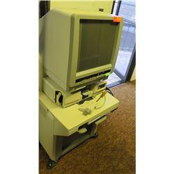 Microfiche Reader, Model RP 605Z