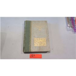 Book: Landscape Gardening, Copyright 1891, 1st Ed., Hardbound